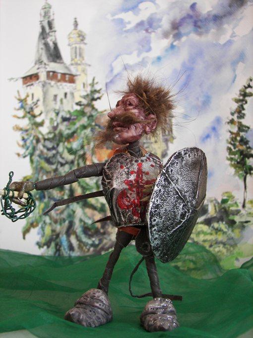 Цурин Борис. Отважный рыцарь Дон Кихот